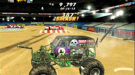 monster truck jam game monster jam pc gameplay youtube