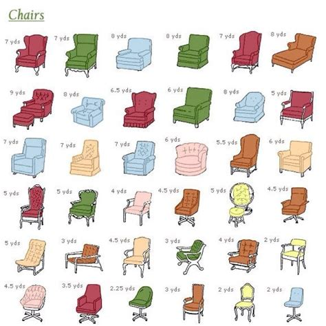 upholstered chair styles guide 18 best images about chair styles and types on