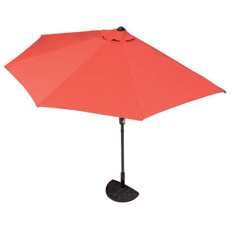 dmail giardino ombrellone a mezzaluna decorazione giardino dmail