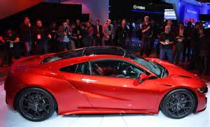 Is Acura American 2015 Detroit Auto Show Acura S New Nsx Is An American