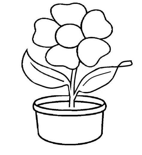 sketsa gambar bunga mawar  gambar sketsa bunga
