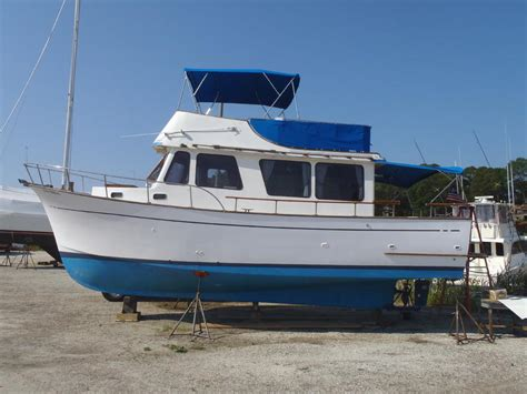 boat trader used engines 1973 marine trader single cabin sedan powerboat for sale