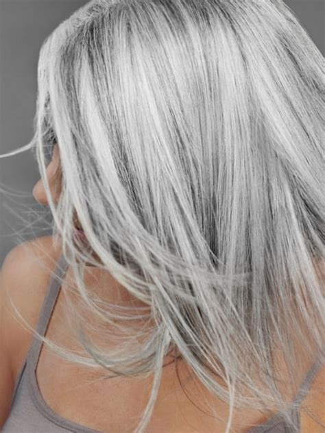 low lights gray hair racine wi silver hair color 187 hair color chart trend hair color