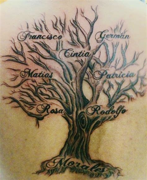 family tattoo bands family tree tattoo by demidemonrico designs interfaces