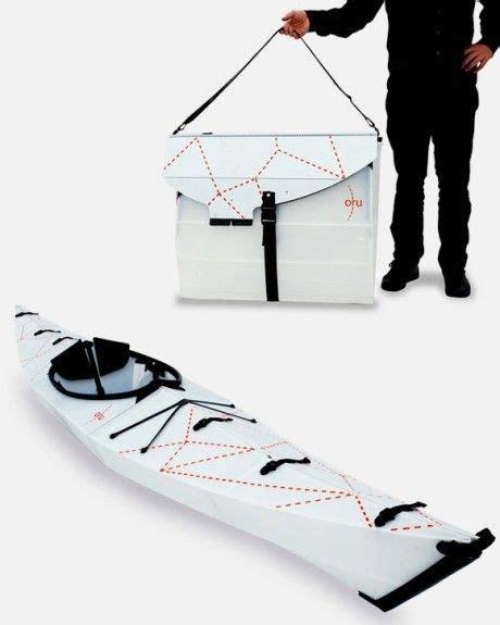 San Boat Origami - image gallery folding canoe