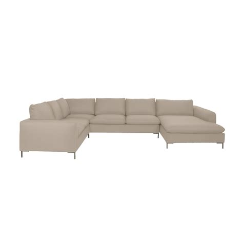 Talon Sectional by Talon Sectional Sofa Modern Sectionals Eurway Furniture