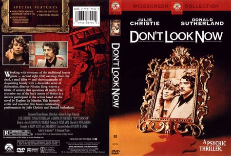 Don T Look The Bed Dvd by Don T Look Now Scan Dvd Scanned Covers 56dont