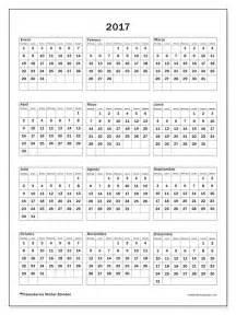 Calendario 2017 España Imprimir Gratis Calendarios Para 2017 Para Imprimir 2017