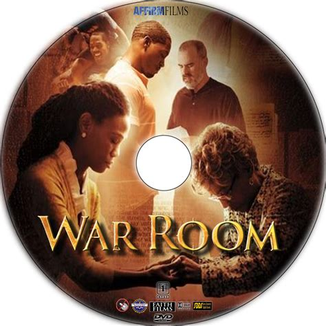 Room Dvd by War Room Dvd Label 2015 R1 Custom