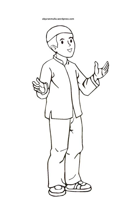 gambar karikatur ayah hitam putih karitur