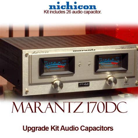 capacitors for audio marantz 170dc upgrade kit audio capacitors