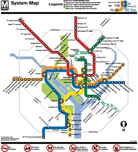dc subway map larissa riquelme support map of dc metro