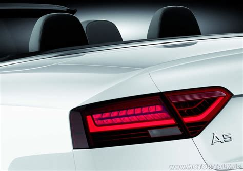 Audi A5 Facelift R Ckleuchten by Audi A5 Cabrio 018 Nachr 252 Stset Facelift R 252 Ckleuchten Ist