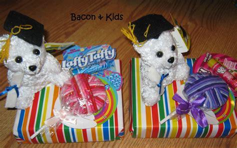 kindergarten gifts for kindergarten graduation themed bacon