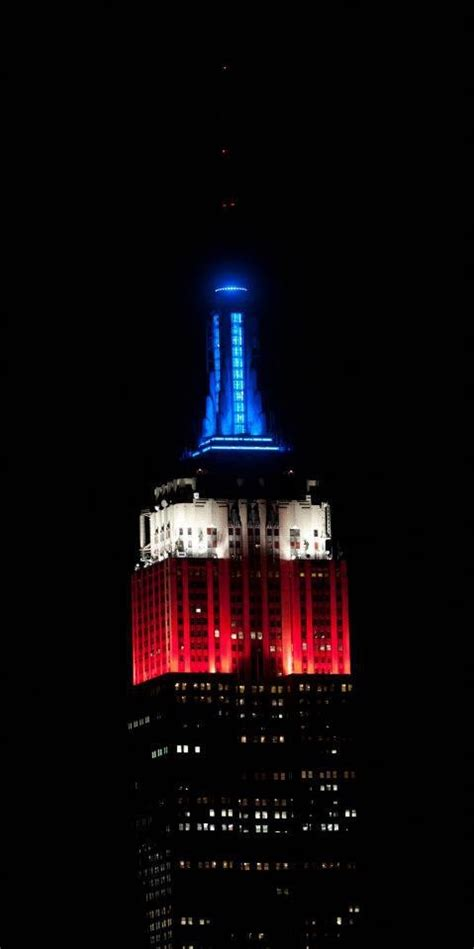 empire state building lights tonight 74 best images about new york rangers on pinterest logos