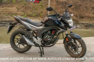 honda cb hor  160r launched in nepal at npr 2 60 lakh inr 1 62 lakh