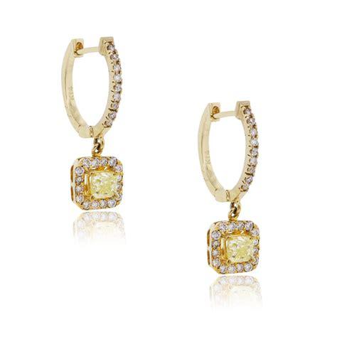 Dangle Earring 14k yellow gold yellow dangle earrings