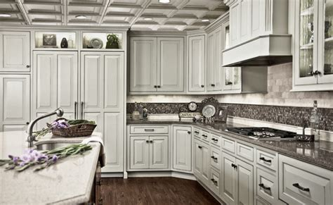 Custom Cabinets Portland by Gray Painted Traditional Kitchen Traditional Kitchen