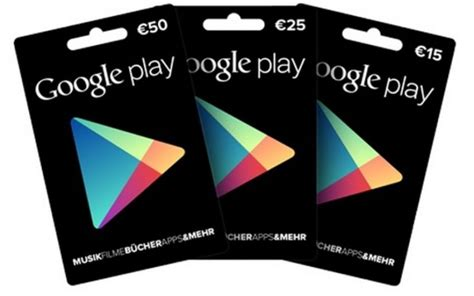 Cheap Google Play Gift Cards - cheap and user friendly google play gift cards are the new age gifts exhibit tech