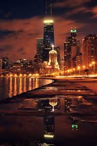 chicago lights chicago city lights pictures photos and images for
