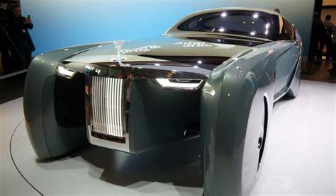 rolls royce 103ex rolls royce 103ex el nuevo auto de lujo futuro que