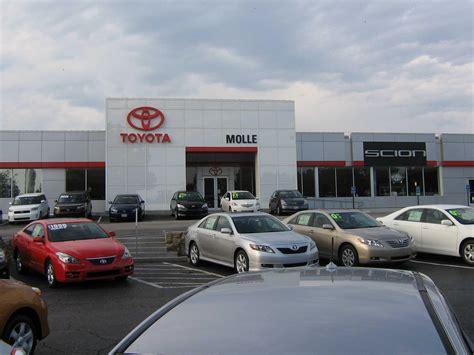 Molle Toyota Kansas City Kansas City