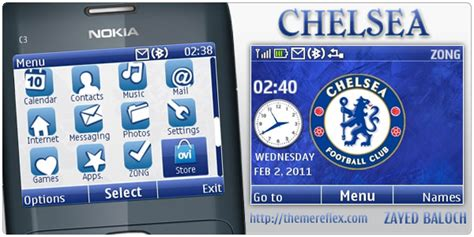 hot themes c3 nokia x2 02 themes clock new calendar template site