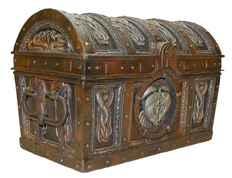 davy jones treasure chest like the idea of maybe a