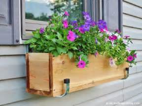 Flower Boxes Top 10 Best Diy Window Boxes Top Inspired