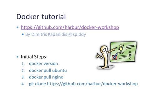 tutorial vagrant docker vagrant docker provider puppet