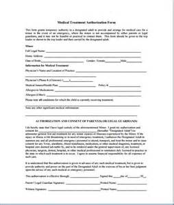 Authorization Letter Accompany Child child consent forms templates printable medical forms letters