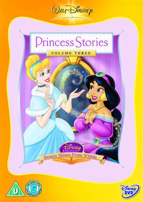 Disney Dvd Princess Stories Vol 2 disney princess stories vol 3 dvd zavvi nl