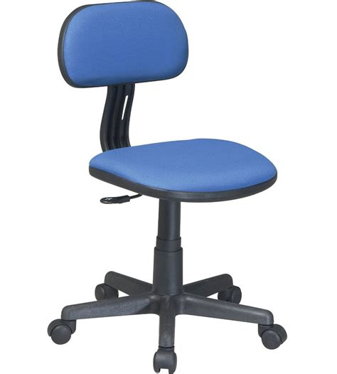 Armless Office Desk Chairs Armless Task Chair In Armless Office Chairs
