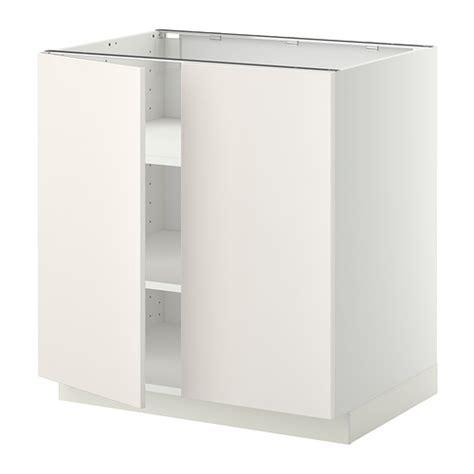 Ikea Metod Arbeitszimmer by Metod Unterschrank M B 246 Den 2t 252 Ren Wei 223 Veddinge Wei 223