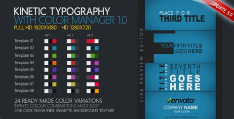 Free Kinetic Typography Powerpoint Template 187 Fixride Com Kinetic Typography In Powerpoint