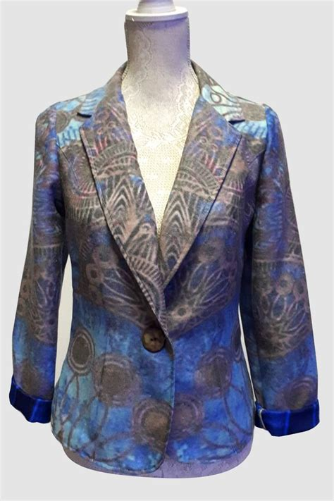 blue pattern jacket authentic royal blue pattern jacket stand out from the