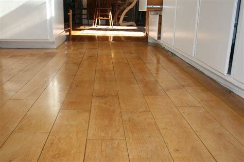 floor in parquet laminate vinyl wooden flooring installation in