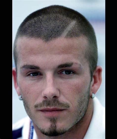 eyebrow cuts for men david beckham slit 24 reasons why we love david beckham