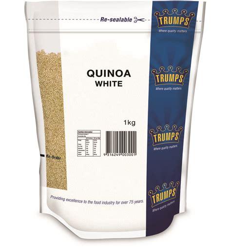 Quinoa 1 Kg trumps white quinoa 1kg delights