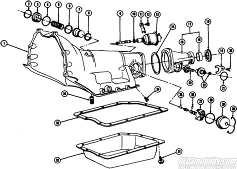 th350 parts diagram turbo 350 parts diagram autos post