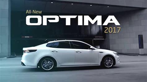 All New Kia Optima Kia All New Optima 2017 Conduce Deportivamente