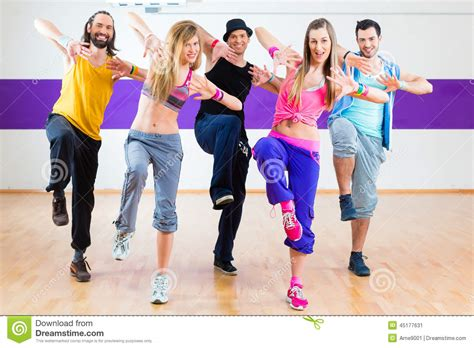 video tutorial zumba fitness fitness dance royalty free stock image cartoondealer com