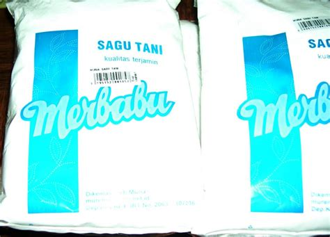 Sagu Tani bakul indonesia products seasonings aneka tepung