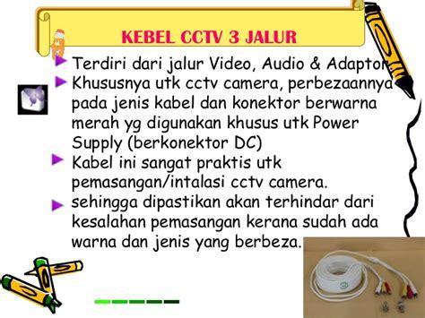 Kabel Coaxial Rg59 Power 30 Meter Komplit Khusus Untuk Cctv langkah2 pemasagan cctv