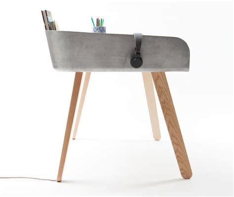 Homework Table by Creative Home Desk With An Intriguing Feature The