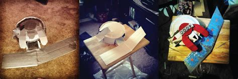 How To Make A Duel Disk Out Of Paper - duel disk prop by alyoh on deviantart