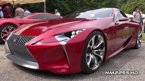 lexus lf lc price lexus lf lc luxury sports coup 232 concept youtube