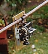vernier tuning capacitor hf copper loop