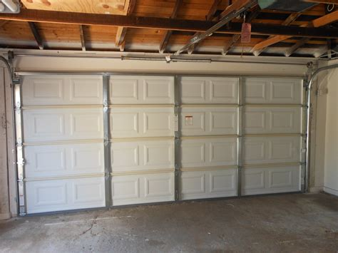 Non Insulated Garage Doors Garage Doors And Openers Gallery