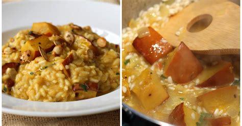 cucina risotto alla zucca ricette di risotto alla zucca